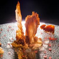 Авторска интерпретация на десерта на Масимо Ботура